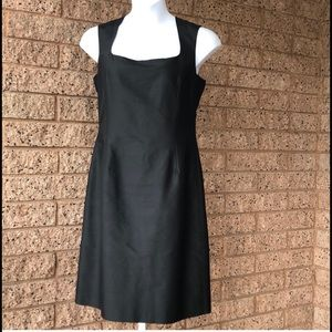 Talbots Womens Plus Size Silk A Line Dress EUC |16